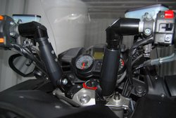 2008-Current Kawasaki Adjustable Handlebars
